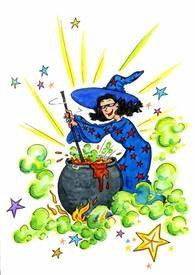 小巫婆的長短調