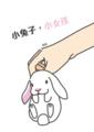 小兔子,小女孩