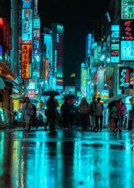 東京奧運後世界末日