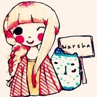 Narsha。據說熊亞寫故事
