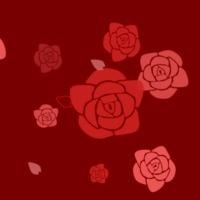 薔薇花(花無藥)