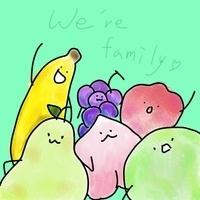水果家族ヽ(●´∀`●)ノ